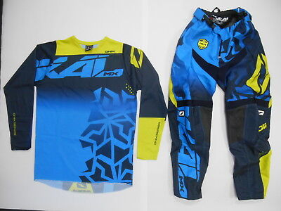 CANVAS MOTOCROSS OFF ROAD DIRTBIKE RIDING GEAR PANTS 28 SMALL YZ YZF 125 250 450 Off Road Hose Riding Gear