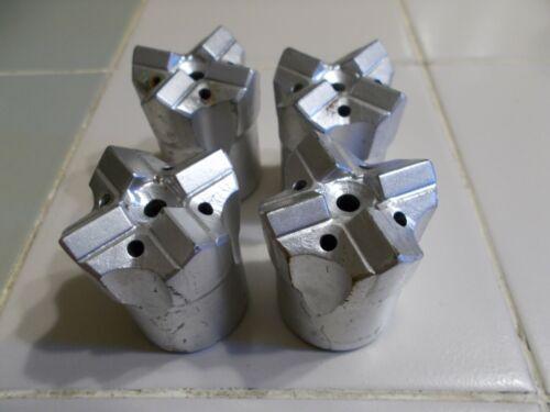 "4 1 1/2 "" cross carbide inserts rock drilling DRILL BIT,7/8"" 6 threads,No.114-IR"