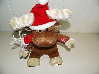 Original Volkswagen Singender Weihnachtselch 000087576J 049