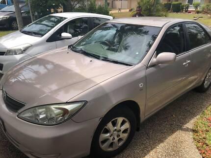 2004 Toyota Camry Sedan Warana Maroochydore Area Preview