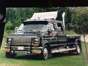1988 f350 dually 5th wheel hauler