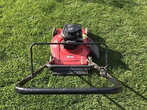 "Rally 20"" lawn mower"