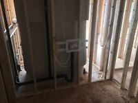 Licensed plumber's services available