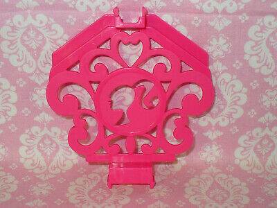 Mattel Barbie Doll MALIBU AVENUE MANSION REPLACEMENT Part Decor ABOVE Stairs