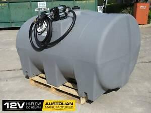 2200L Diesel Fuel Tank 12V Hi-Flow Australian Manufactured Darra Brisbane South West Preview