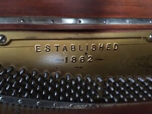 1862 Weber Kingston Self Played Piano
