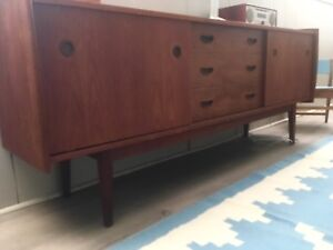 Mid Century Furniture- Teak -Tribute 20th