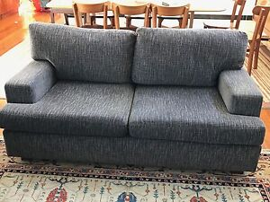 2 x identical 160cm sofas in impeccable condition Malvern Stonnington Area Preview