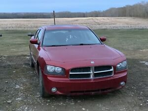 2006 Dodge Charger R/T plus second set of Tires. No trades