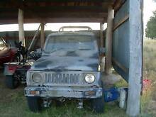 hunting vehicle Inverell Area Preview