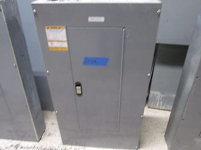Siemens Main Lug Circuit Breaker Panel P1c42ml250cts 42-slot 250a Max 3ph4w