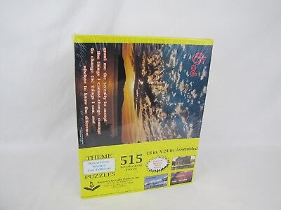 NEW SEALED Recovery Series Puzzle -