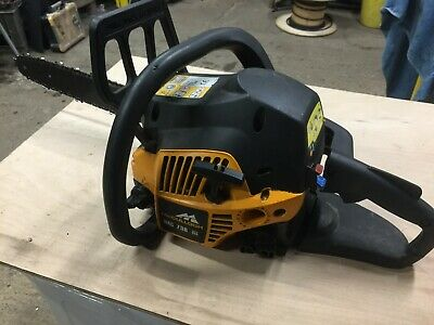 Mcculloch 738 Chainsaw