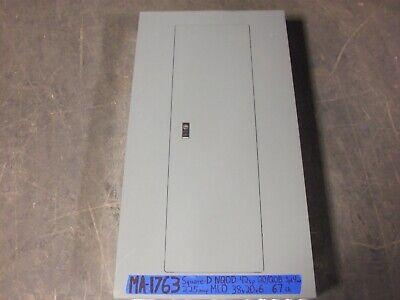 Square D 225 Amp Panel Panelboard Mlo 3 Phase 120v208v Nqod 200 240v Breaker