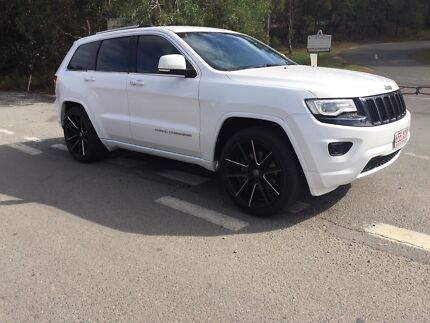 My14 Jeep Grand Cherokee with rwc and rego