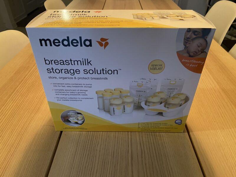 Medela Breast Milk Storage Solution - UNOPENED
