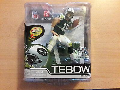 Tim Tebow New York Jets NFL 31 McFarlane Trikot grün variant