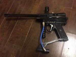ICD B2K electronic paintball marker