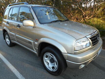 2004 Suzuki Grand Vitara Wagon AUTO/ REG AND ROADWORTHY!! Moorabbin Kingston Area Preview