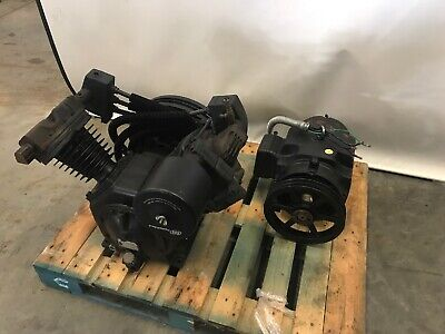 Ingersoll Rand Air Compressor 7100e15 2 Stage 15hp 175psi