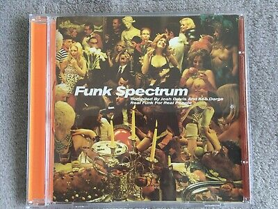 Funk Spectrum - Compiled Josh Davis AKA DJ Shadow & Keb Darge (CD)