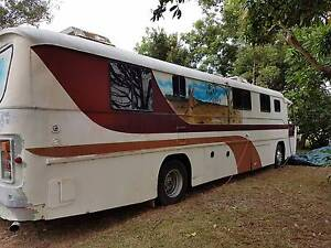 1976 Volvo B58 Motorhome Hawks Nest Great Lakes Area Preview