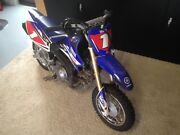 Yamaha TTR50 2015 Doubleview Stirling Area Preview