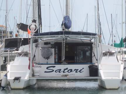Catamaran Simpson Wildside 10m  located HERVEY BAY QLD Pialba Fraser Coast Preview