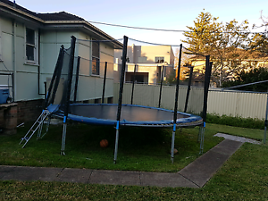 Trampoline Ermington Parramatta Area Preview