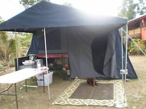 Swag Camper Trailers Mission Beach Cassowary Coast Preview