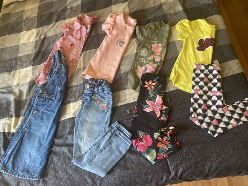 kids girls clothes A Lot Size 6