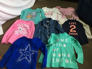 EUC long sleeve shirt LOT