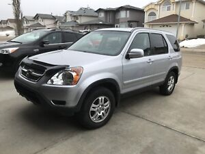 2002 Honda CR-V- Excellent Condition with low Kms