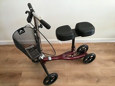 Knee Scooter Roscoe 350 lbs Capacity Not Used