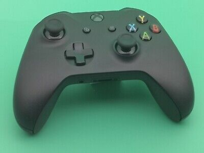 Official microsoft xbox one s wireless controller black
