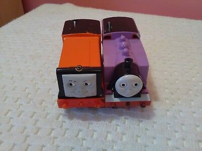 TOMY Rusty and Rosie From Thomas the Tank Engine (ELECTRIC)