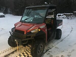 Polaris ranger 900 xp 2013