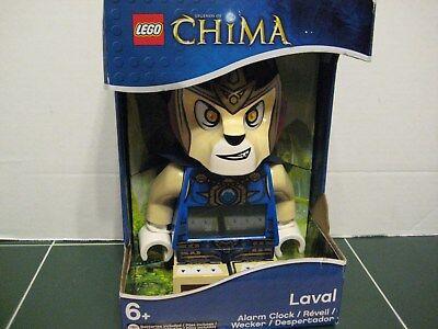 Lego Legends of Chima Laval Alarm Clock NEW