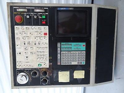 Yasnac Yaskawa Lx-3 Lx3 Hitachi Seiki Ht20 Siicomplete Operator Control Station