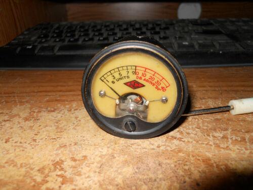 National  Radio Receiver S- Meter