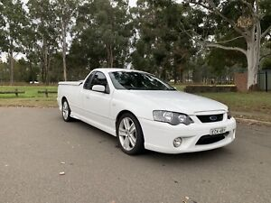 2008 Ford falcon BF MKII Ute XR6