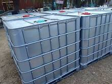 1000 litre water tank IBC steel cover. $120- each. Schofields Blacktown Area Preview