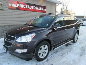 2010 Chevrolet Traverse LT - HEATED LEATHER - DUAL SUNROOF!!!