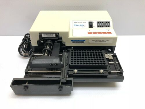 Thermo Titertek Multidrop 384 Plate Dispenser Microplate Well Dispense +Warranty