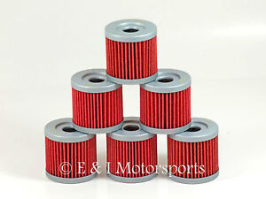 2006-2007-2008-2009-SUZUKI-LTR450-LT-R450-LTR-LT-R-450-6-PACK-OIL-FILTER