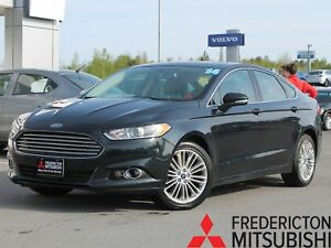 2014 Ford Fusion SE AWD | HEATED LEATHER | NAV | SUNROOF