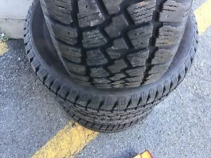 "P215/60R15"" -WINTERS- SNOWS-$200.00- all 4"