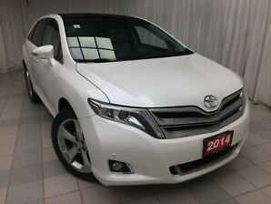 2014 Toyota Venza 4DR WGN V6 AWD
