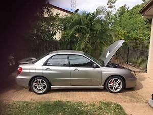 2005 Subaru WRX Sedan Wulguru Townsville City Preview