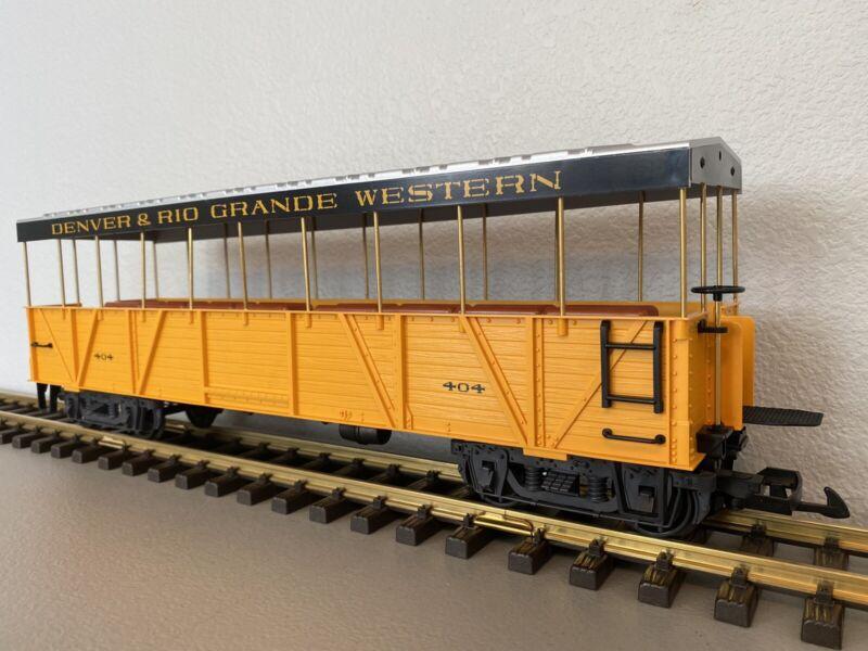 LGB 30260 :: Denver & Rio Grande Western Excursion Car G-Scale